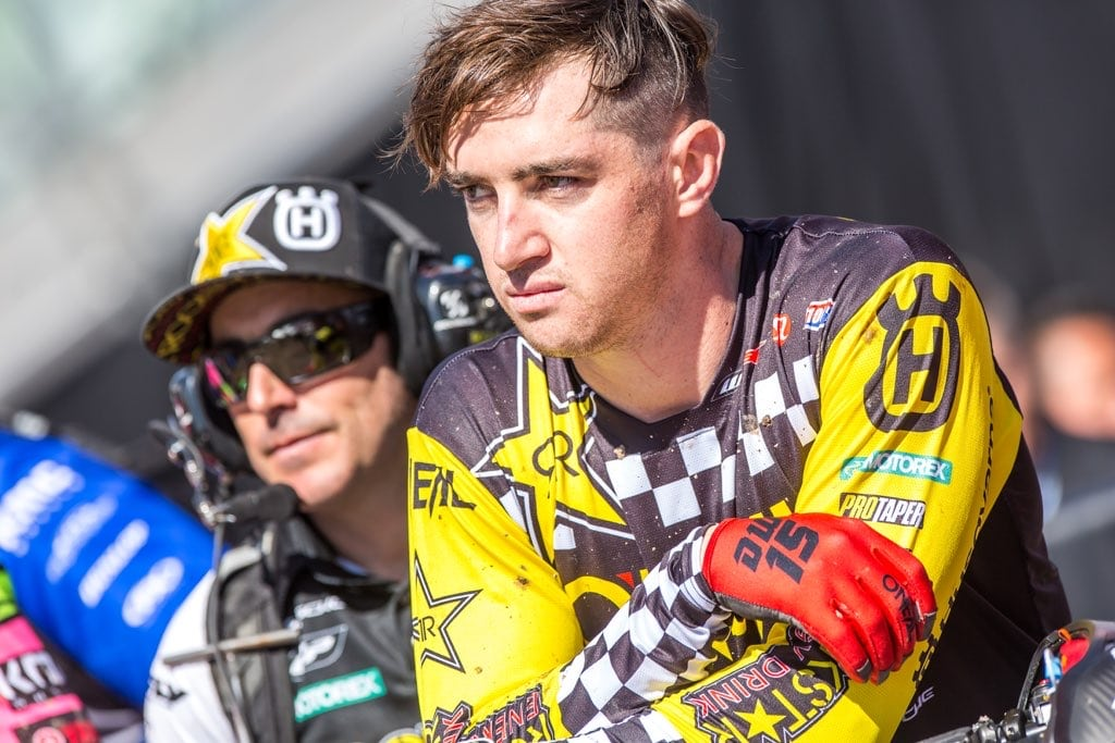Dean Wilson Crash Video And Injury Update 2019 Monster Energy Cup Supercross Updated Motocross Action Magazine