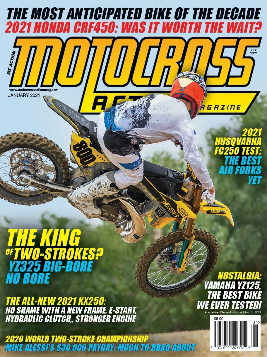 Mxa S Weekend News Round Up Tis The Season To Be Jolly Motocross Action Magazine
