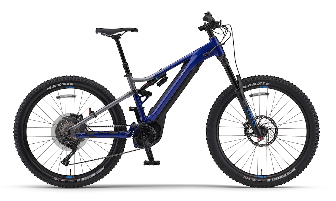 Yamaha's Electric Bicycle
