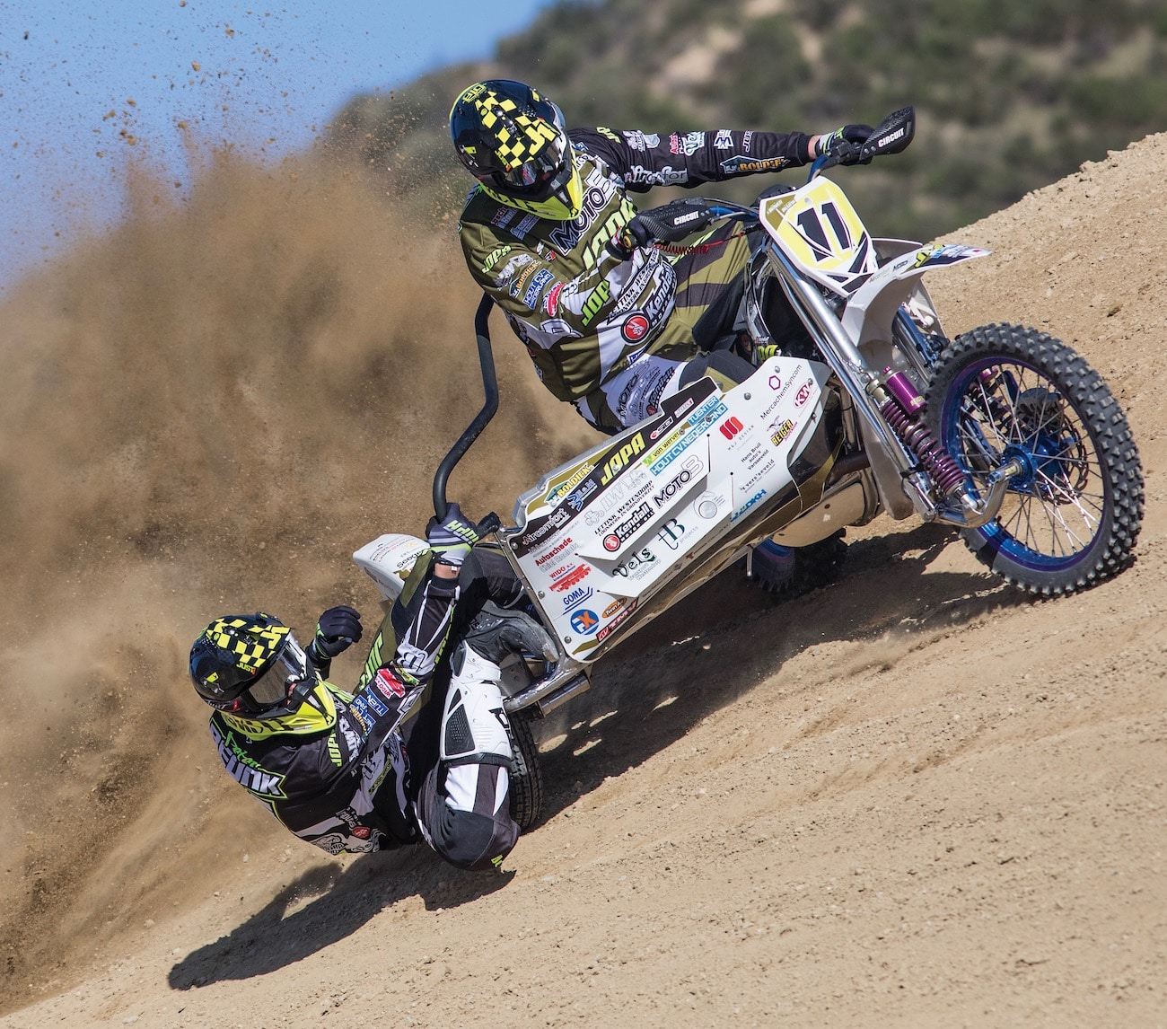 Sidecar Motocross Most Underrated Motorsport In The World Motocross Action Magazine